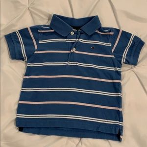 Infant Tommy Hilfiger Polo Shirt 12 months